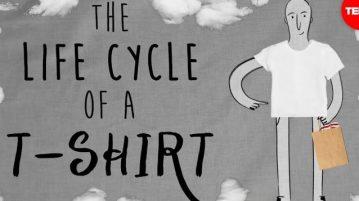 Bir pamuk tişörtün hikayesi